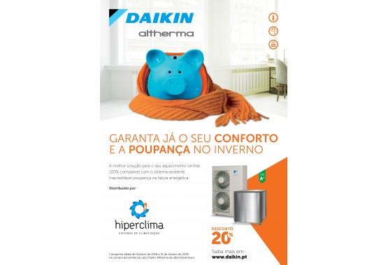 Campanha Daikin