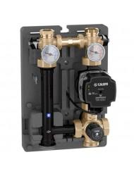 166 - Grupo de regulação termostática para instalações de aquecimento Caleffi